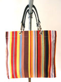 French Cotton Stripe Bags Multipstripe 2
