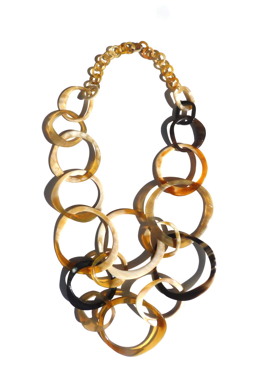 Horn Necklace Large Link