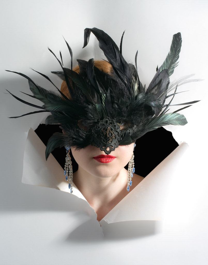 La Traviata Mask