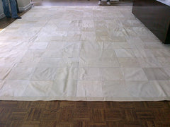 Custom Cowhide Rugs Patchwork Your Design To Order