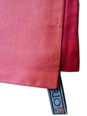 Double Sided Evening Shawl Fuchsia Candy Pink