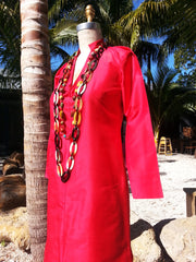 Thai Silk Tunic Dress