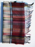 Scarf Lambswool Colorblock Large 1