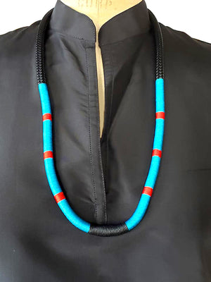 Modernist Necklace Single Strand