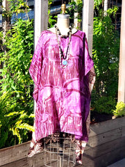 Silk Caftan Almost Famous Collection - The King and I