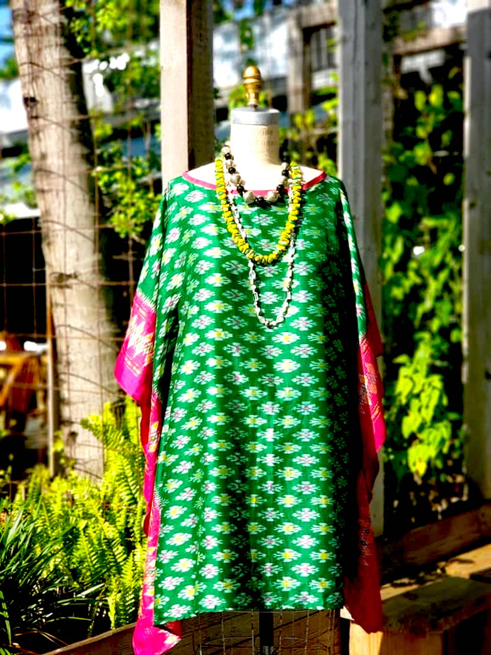 Silk Caftan Almost Famous Collection - Penny Lane