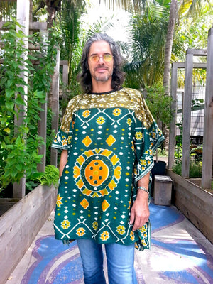 Silk Caftan Almost Famous Collection - Bono