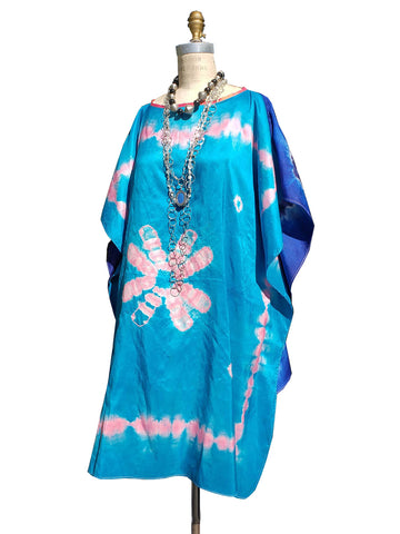 Silk Caftan Almost Famous Collection - Miami Vice