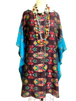 Silk Caftan Almost Famous Collection - Ali McGraw