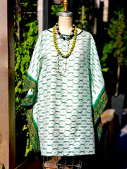 Silk Caftan Almost Famous Collection - Cleopatra