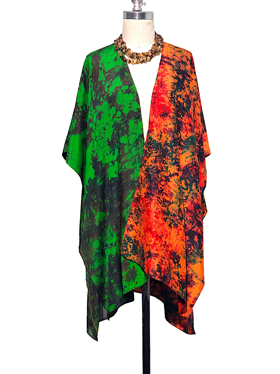 Silk Cape Almost Famous Collection - Miriam Makeba