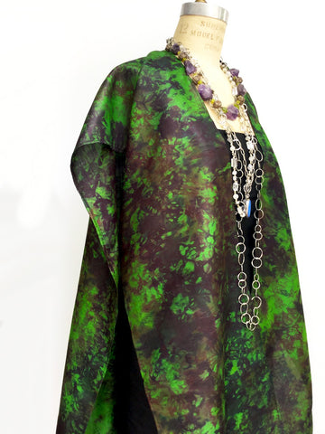 Silk Cape Almost Famous Collection Indochine