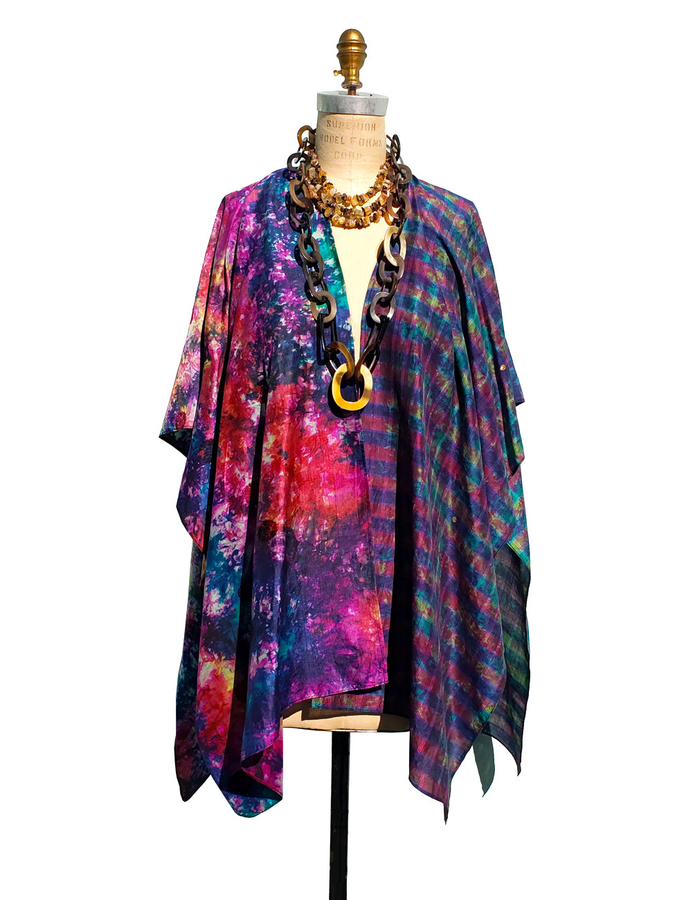 Silk Cape Almost Famous Collection - La Boheme