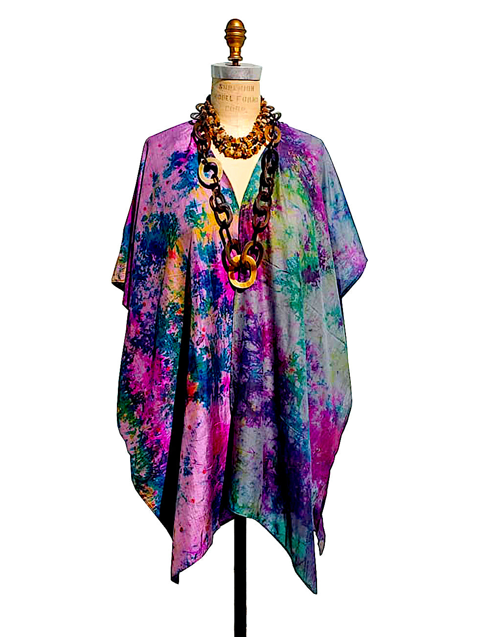 Silk Cape Almost Famous Collection - Meryl Streep