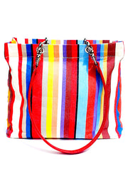 French Cotton Stripe Bags Multipstripe 4