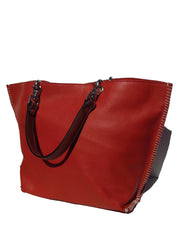 Gamidi 2 Tote In Pebble Grain Leather Lobster