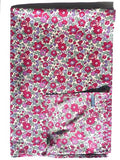 Liberty of London Print Pareo Beach Wrap Fuchsia Floral