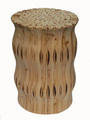 Wood Table Base Or Stool