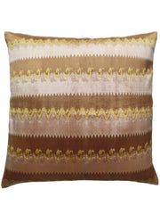 Burmese Silk Pillow Gold Bars