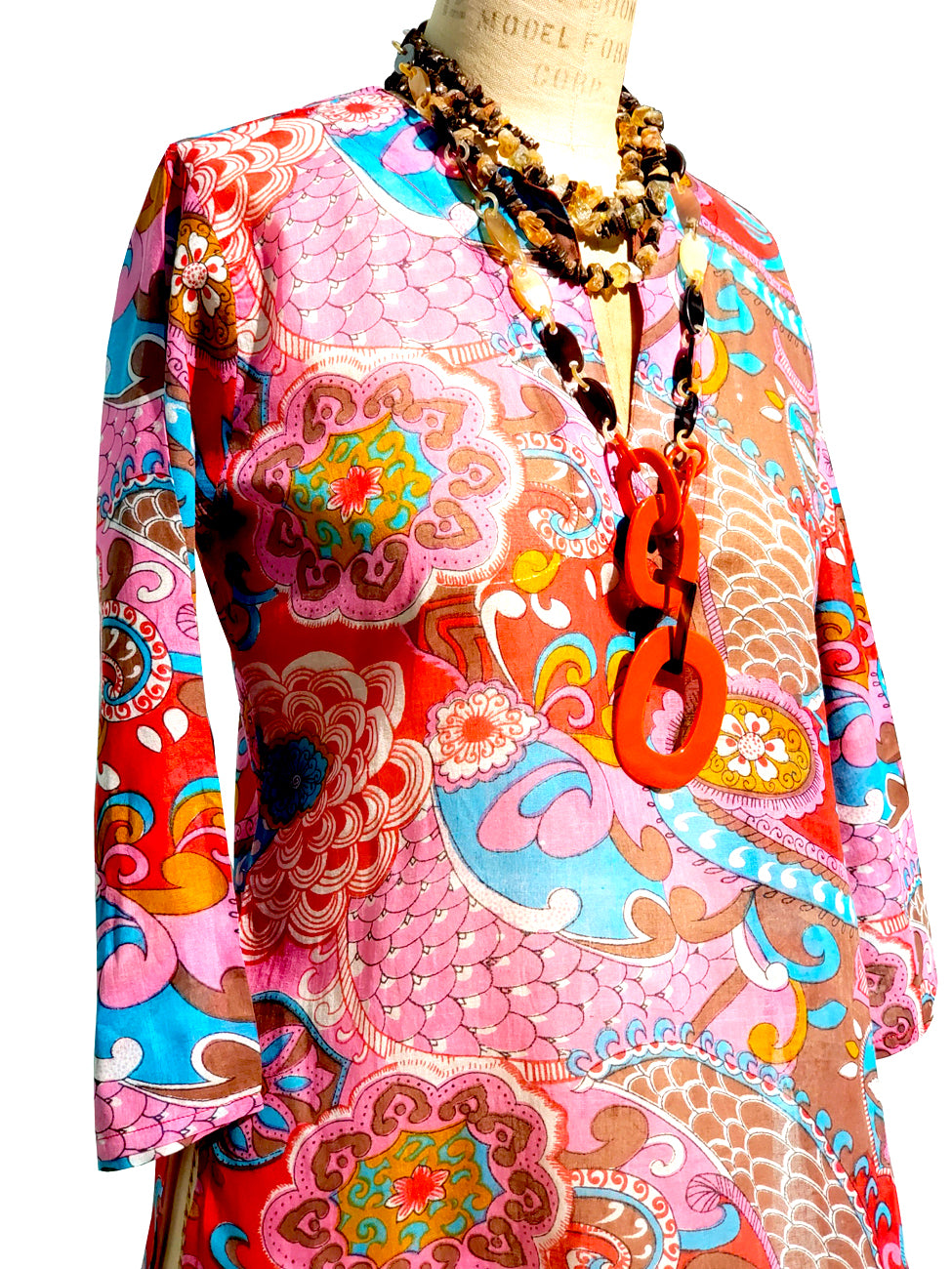 Raja Cotton Tunic Groovy Baby
