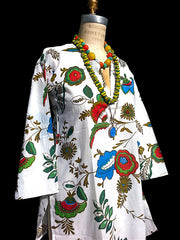 Raja Cotton Tunic Tapisserie