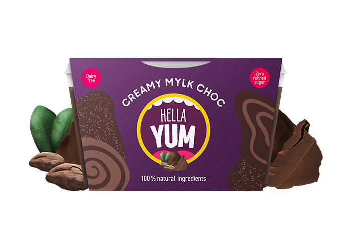 Creamy Mylk Chocolate