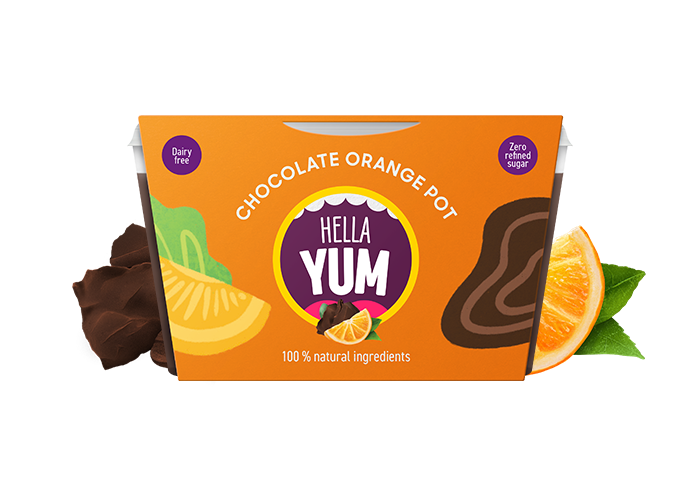 Smooth Orange Chocolate