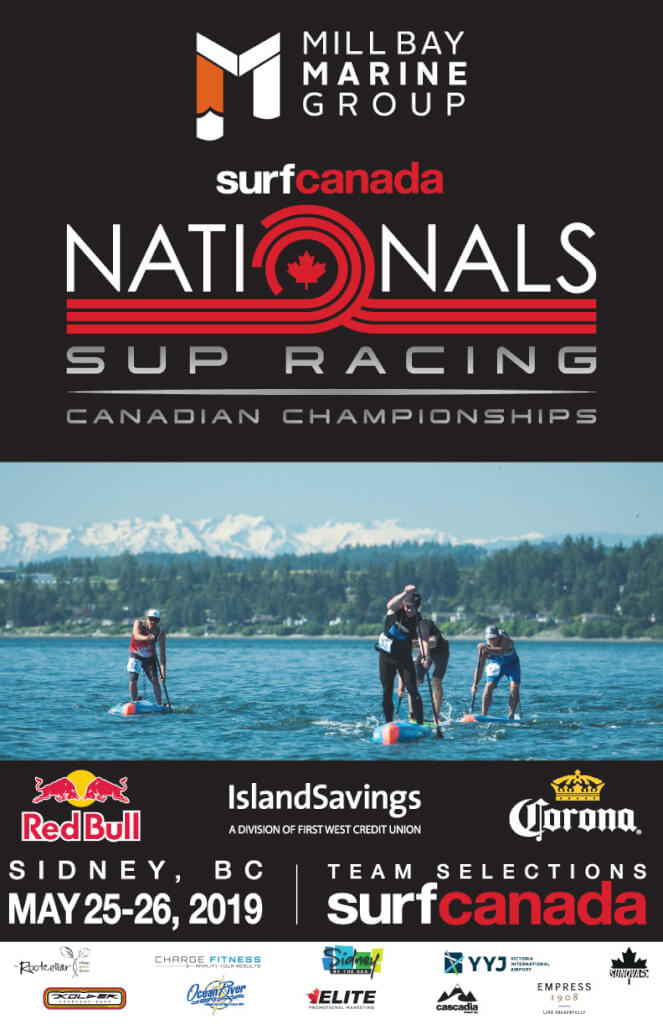 Surf Canada SUP Nationals - Results!