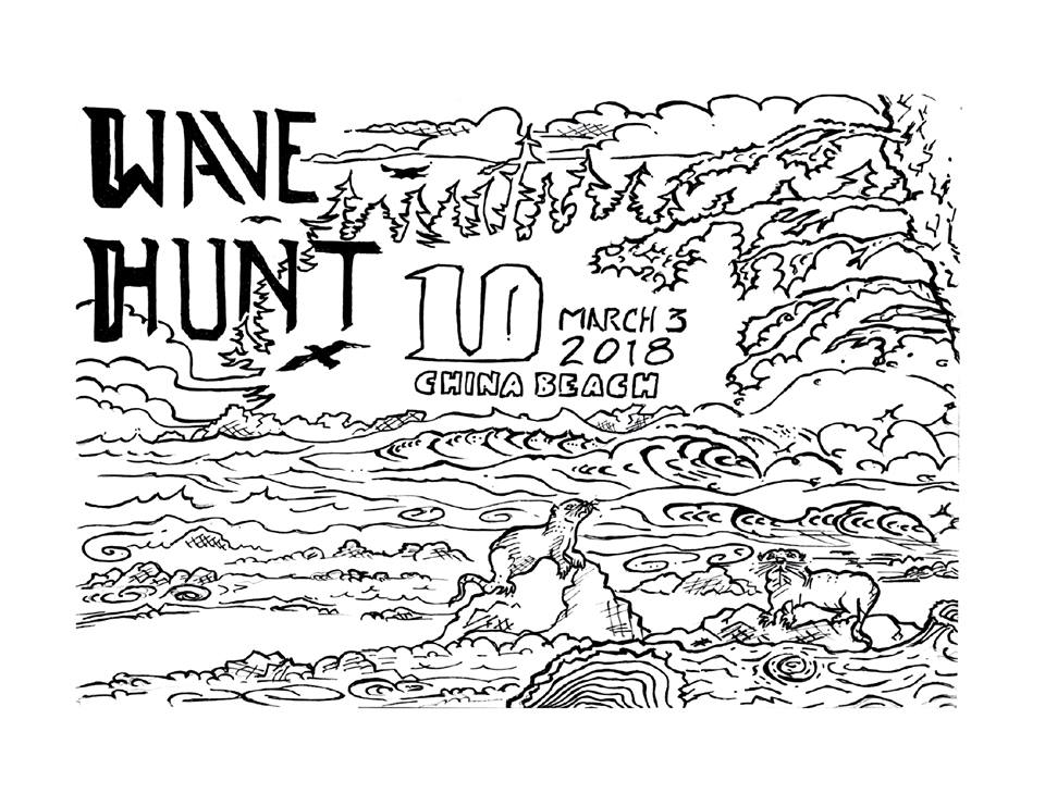 Wave Hunt 10 Postponed