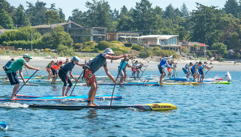 Sixpack SUP Race Series is Back!