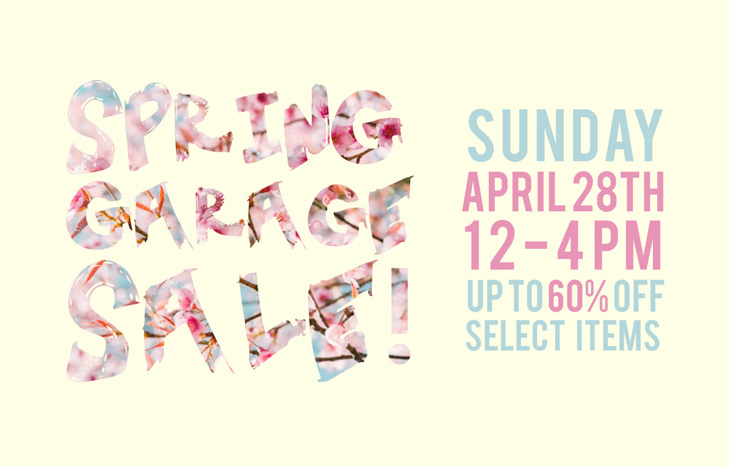 Coastline Spring Garage Sale!