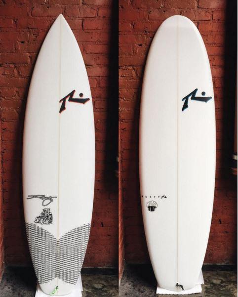 NEW! Rusty Surfboards
