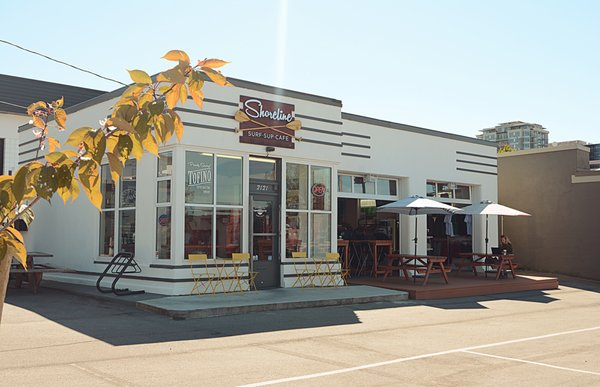 Shoreline Surf Cafe's Last Day