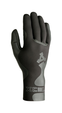 Xcel 1.5 mm 5 Finger Infiniti Glove