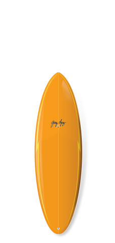 Surftech Gerry Lopez Squirty PU
