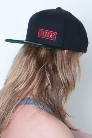 Snapback High Profile Hat - BBP Logo
