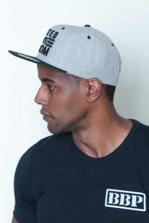 Snapback High Profile Hat - United We Boom