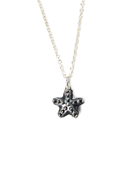 Sterling Silver Baby Star Pendant
