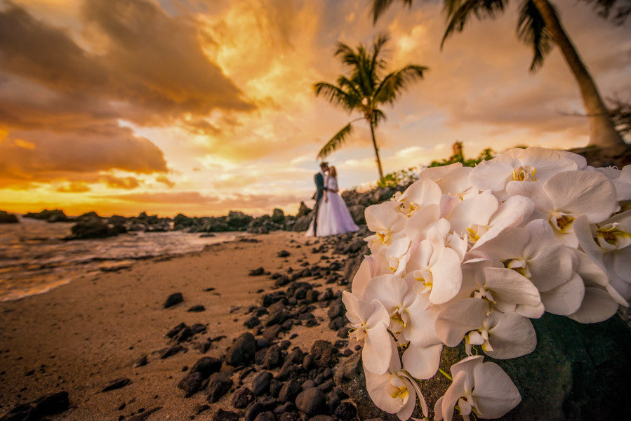 Maui Wedding Photography Packages