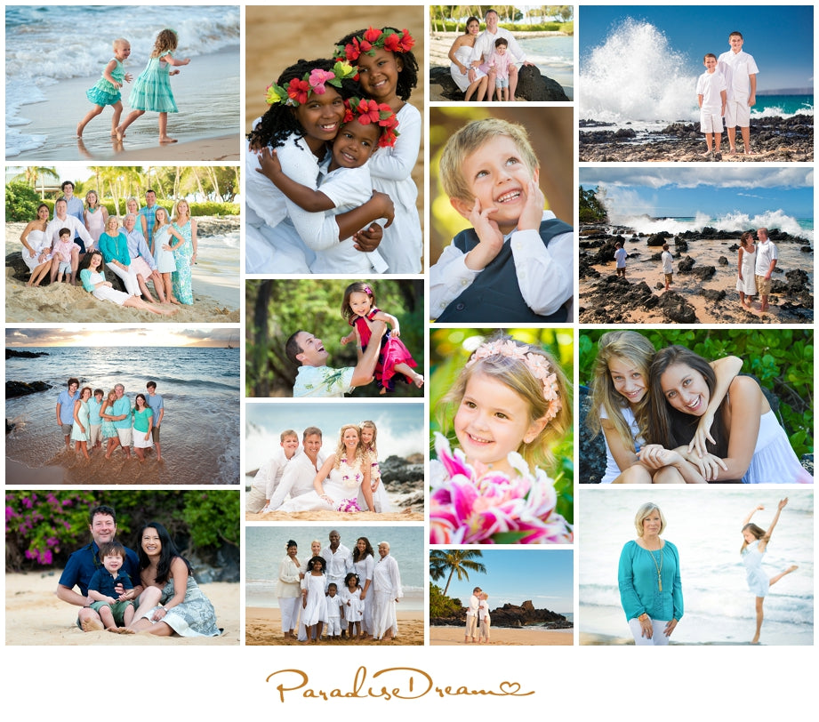 Maui Family Photos, Photographer