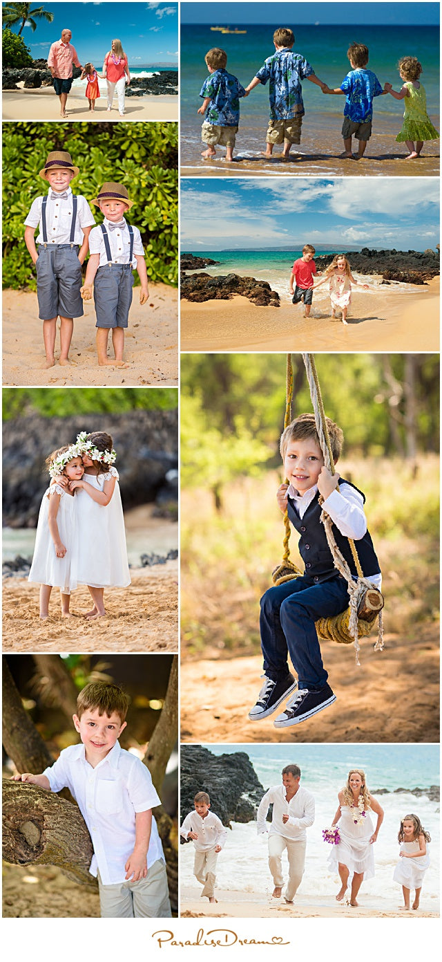 Hawaii Family Portraits, Maui