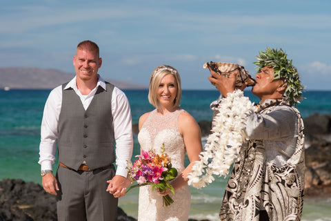 """2018"" Maui Wedding Package Special"