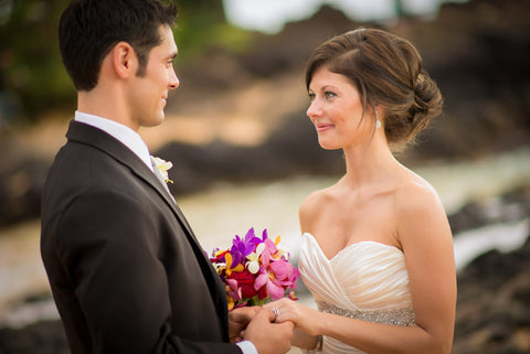Plumeria Maui Wedding Package