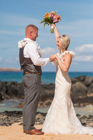 "Custom ""2019"" Maui Wedding Package Special (1 hour of Photography/ Video)"