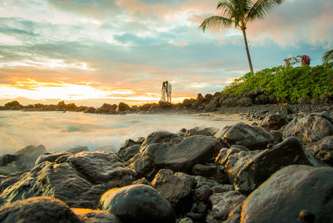 Maui Island Fairytale, 2 Photographers, 5 Hours, 1000+ Images, 200 retouched