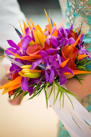 "Handheld Bouquet ""Designer's Choice"""