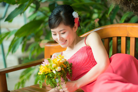 Chinese Wedding with Tea Ceremony Photos, Red Dress Photos 9/9/19 still available