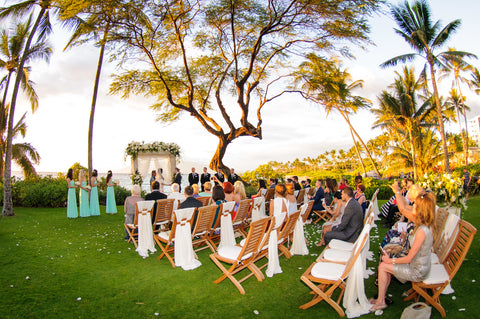 A Paradise Dream Wedding