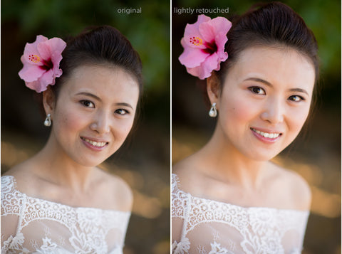 Lightly Retouched  & Color Enhanced Images (Your Picks)