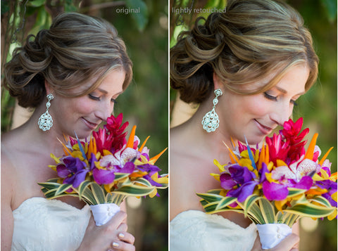 Lightly Retouched  & Color Enhanced Images (Photographer's Picks)